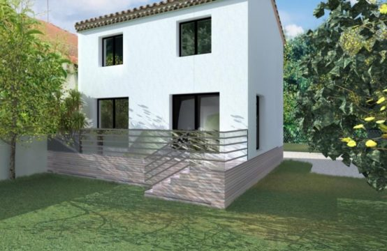 Terrain de 330 m²