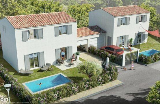 Villa T4, 90 m² à Marseille
