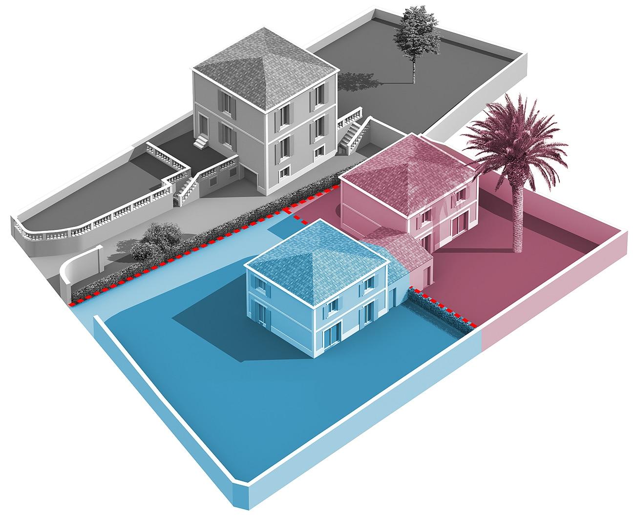 Division immobilière
