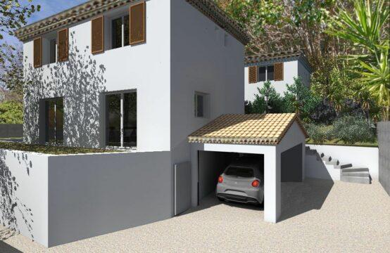 Terrain constructible, 372 m², à Marseille