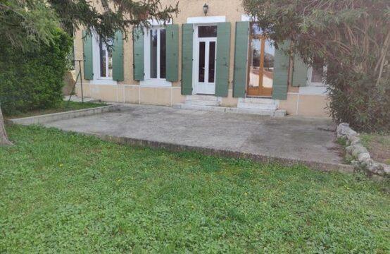 Appartement T3 de 97 m² avec jardin
