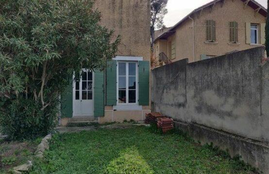Maison T2, 41 m², Marseille La Barasse