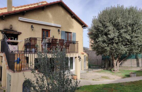 Appartement T3 de 103 m² avec jardin