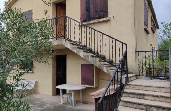 Maison de 166 m² sur terrain de 1419 m²