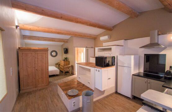 Appartement rénové T2/3 de 54 m²