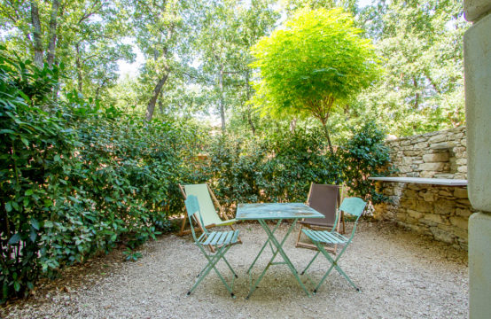 Appartement de 31 m² avec jardin