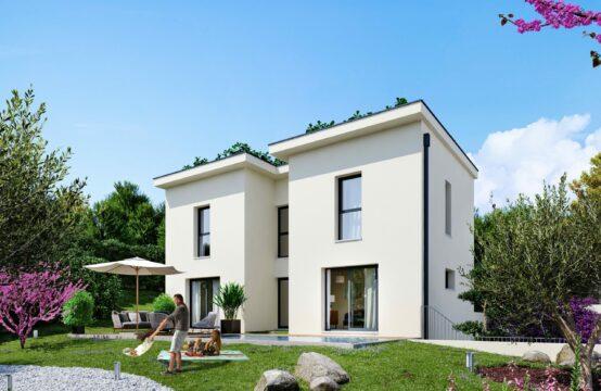 Villa contemporaine T4 de 92 m²