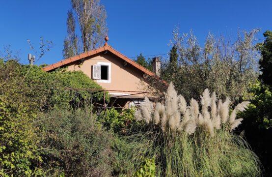 Terrain de 2138 m² avec maison à rénover