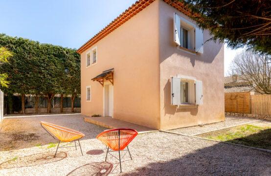 Villa T4 de 85 m² avec jardin
