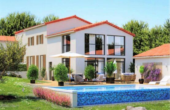 Villa à agrandir en T4/5 sur terrain 2000 m²